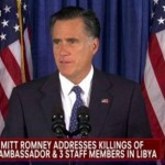 Romney attacks Obama over Libya attacks, GOP looks for new candidate